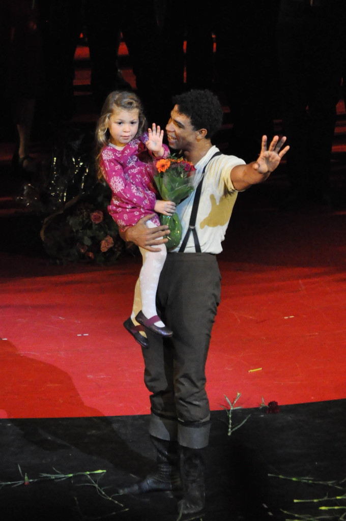 Carlos Acosta's farewell performance. Photo: © The Ballet Bag