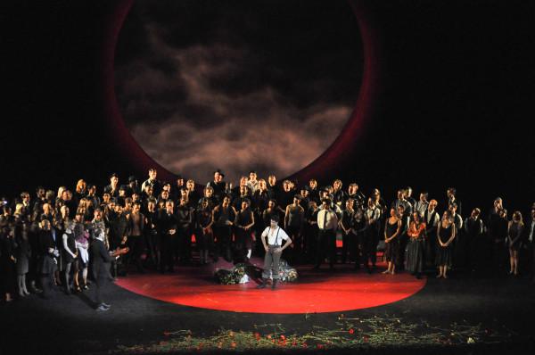 Carlos Acosta's farewell performance. Photo: © The Ballet Bag