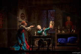 Gary Avis as Drosselmeyer