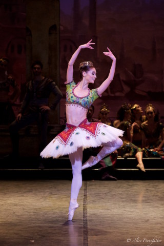 Alison McWhinney in Le Corsaire