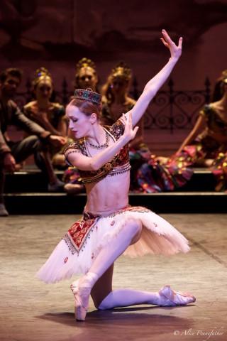 Ksenia Ovsyanick as Gulnare