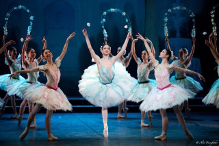 Laurretta Summerscales and Artists of English National Ballet
