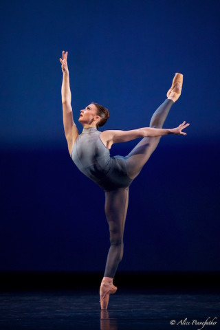 Claire Calvert in Wheeldon's After the Rain