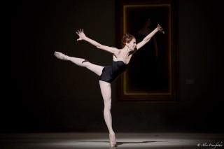 Natalia Osipova in Wheeldon's Strapless