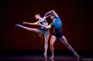 Matthew Golding and Lauren Cuthbertson in Wheeldon's Within The Golden Hour