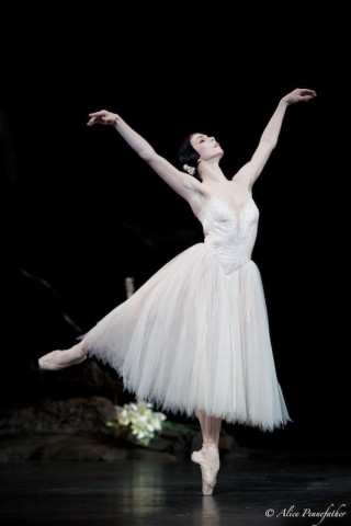 Natalia Osipova as Giselle