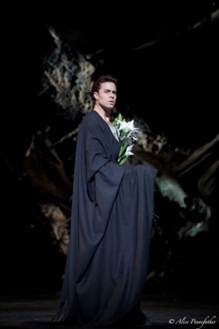 Matthew Golding as Albrecht