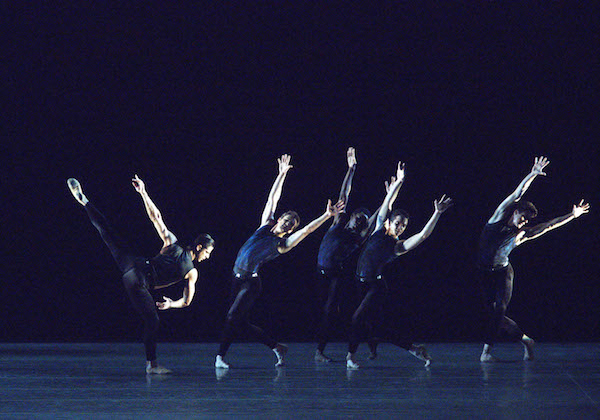 Marcelo Gomes in Symphony No. 9.