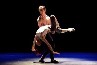 Natalia Osipova & Sergei Polunin in Russell Maliphant's Silent Echo
