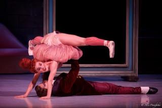 The Australian Ballet in Ratmansky's Cinderella.