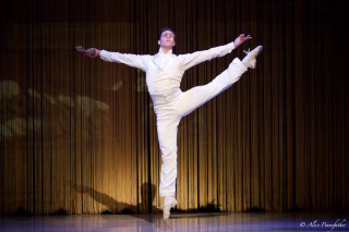Ty King-Wall as the Prince Ratmansky's Cinderella.