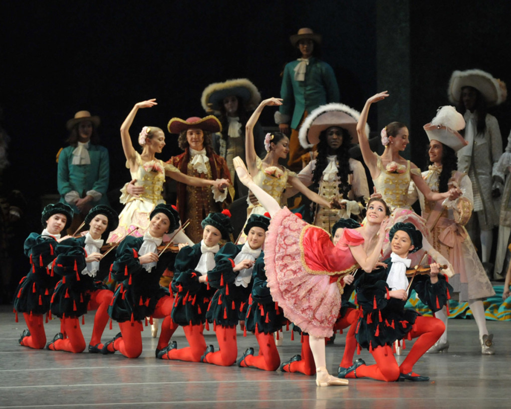 Cassandra Trenary and Artists of American Ballet Theatre in The Sleeping Beauty