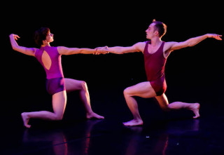 Yorke Dance Project in Robert Cohan's Twilight