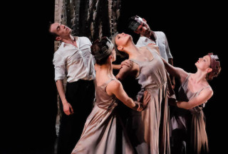 Yorke Dance Project in Kenneth MacMillan's Sea of Troubles