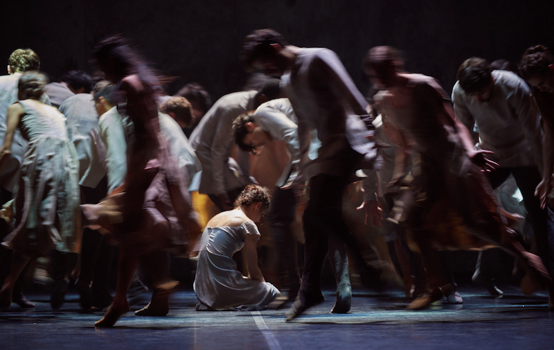 Alina Cojocaru and Artists of English National Ballet in Akram Khan's Giselle