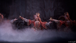 Artists of the Royal Ballet in The Nutcracker