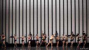 Artists of The Royal Ballet in Carbon Life.