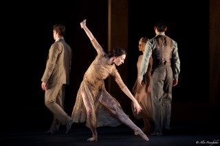 Mara Galeazzi, Ryo Hirano and Artists of The Royal Ballet in I Now, I Then