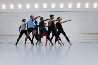 Artists of Ballet Black.