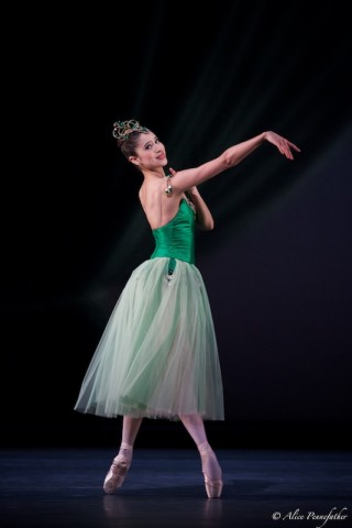 Beatriz Stix-Brunell in Emeralds