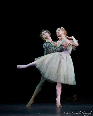 Steven McRae and Akane Takada in Ashton's The Dream