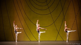 Vadim Muntagirov, James Hay and Tristan Dyer in Symphonic Variations