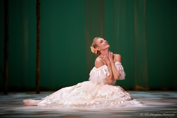 Zenaida Yanowsky as Marguerite