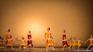 Artists of Birmingham Royal Ballet in Concerto