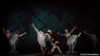 Constance Devernay and Artists of the Scottish Ballet in Le Baiser de la Fee