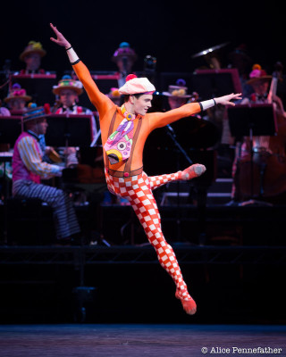 Calvin Richardson in Elite Syncopations