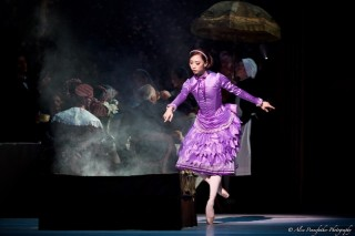 Akane Takada in Alice's Adventures in Wonderland.