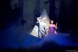 Akane Takada and James Hay in Alice's Adventures in Wonderland