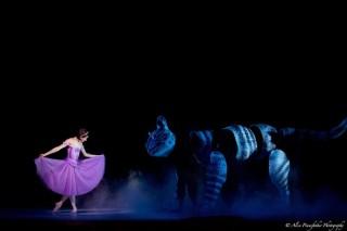 Akane Takada in Alice's Adventures in Wonderland