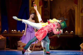 Akane Takada, Gemma Pitchley-Gale, Paul Kay and Kevin Emerton in Alice's Adventures in Wonderland