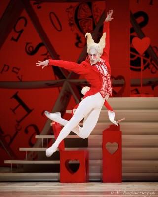 James Hay in Alice's Adventures in Wonderland