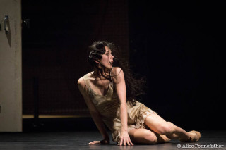 Natalia Osipova as Letty Mason in Arthur Pita's The Wind
