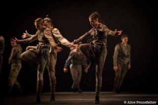 Beatriz Stix-Brunell, Kristen McNally and Artists of The Royal Ballet in Hofesh Shechter's Untouchable