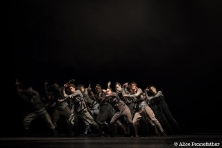 Artists of The Royal Ballet in Hofesh Shechter's Untouchable