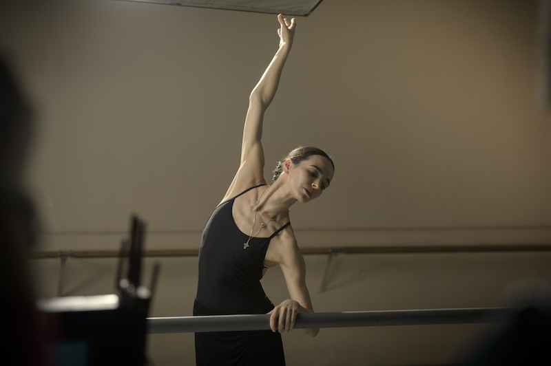 Diana Vishneva. Photo: © All rights reserved.