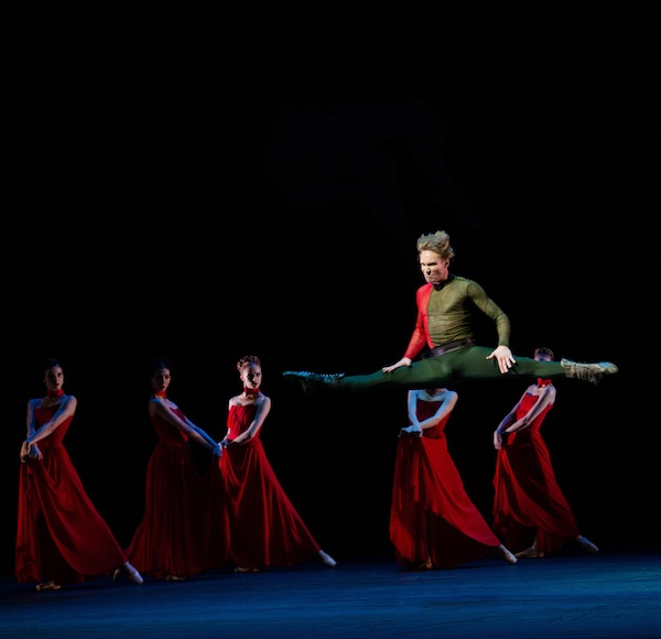 AMORE Mikhail Lobukhin in 'Francesca da Rimini' photo by Batyr Annadurdyev