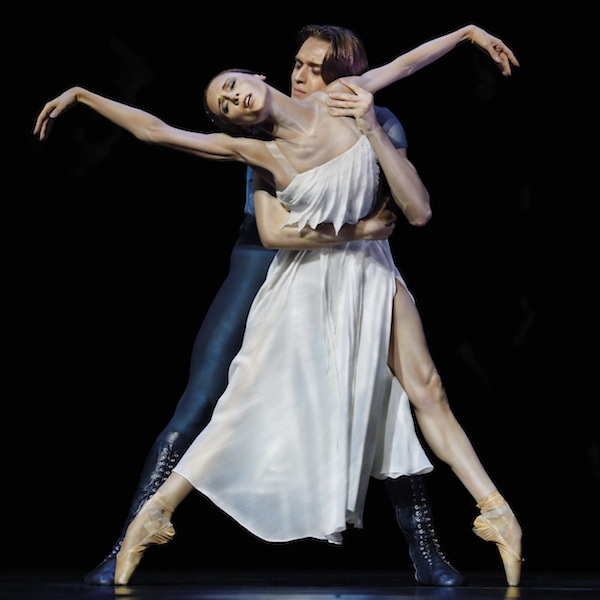 Svetlana Zakharova and Denis Rodkin in Francesca da Rimini