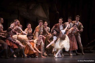 Matthew Ball, Yasmine Naghdi and Artists of The Royal Ballet in Giselle