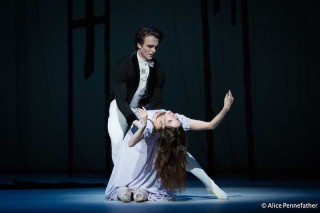 Lauren Cuthbertson and Matthew Ball in Marguerite and Armand