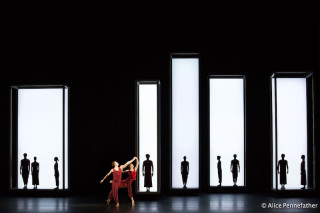 Artists of The Royal Ballet in Wayne McGregor's Yugen