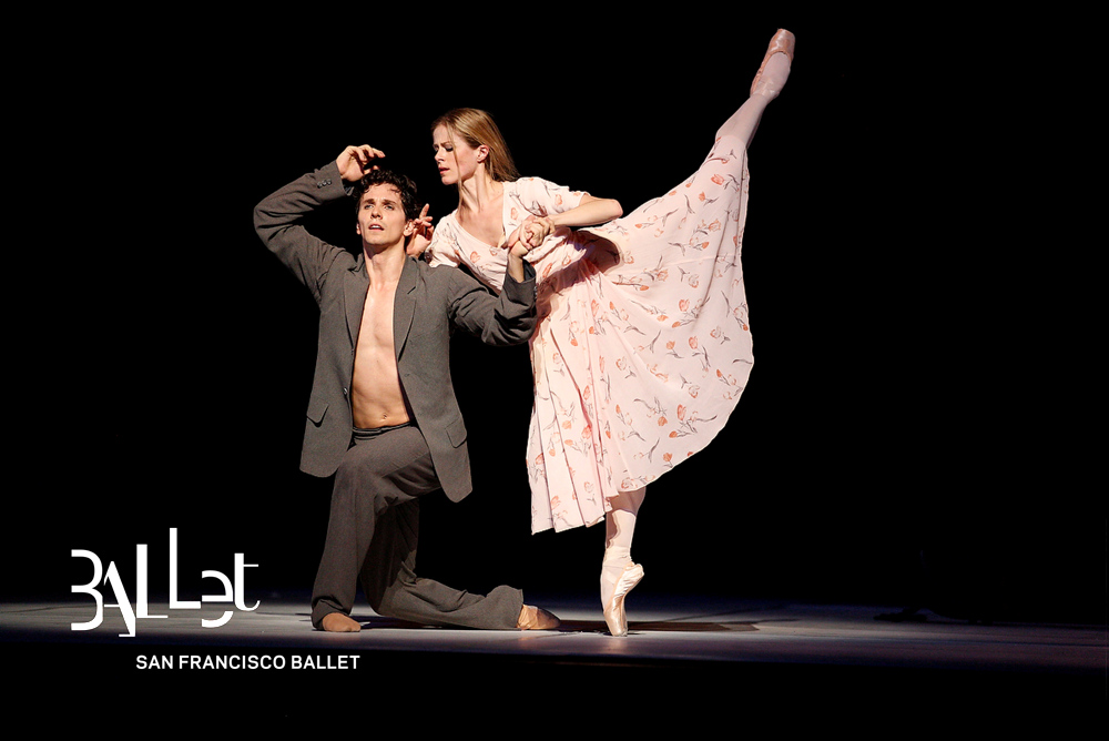 Guillaume Côté and Heather Ogden in Nijinsky