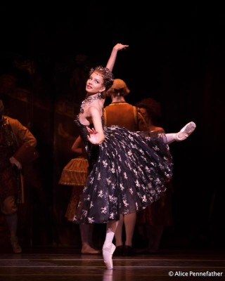 Francesca Hayward as Manon