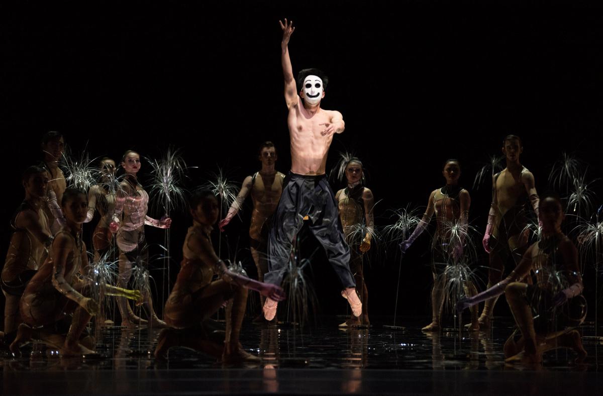 San Francisco Ballet in Arthur Pita's Björk Ballet
