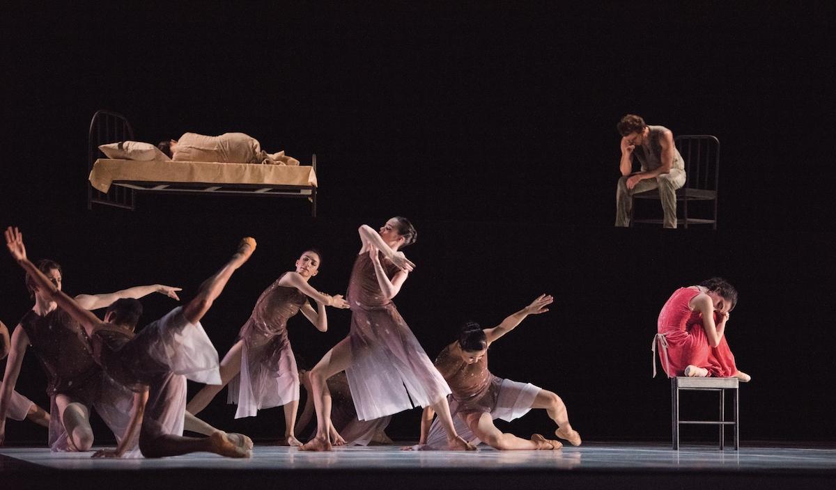 San Francisco Ballet in Marston's Snowblind.
