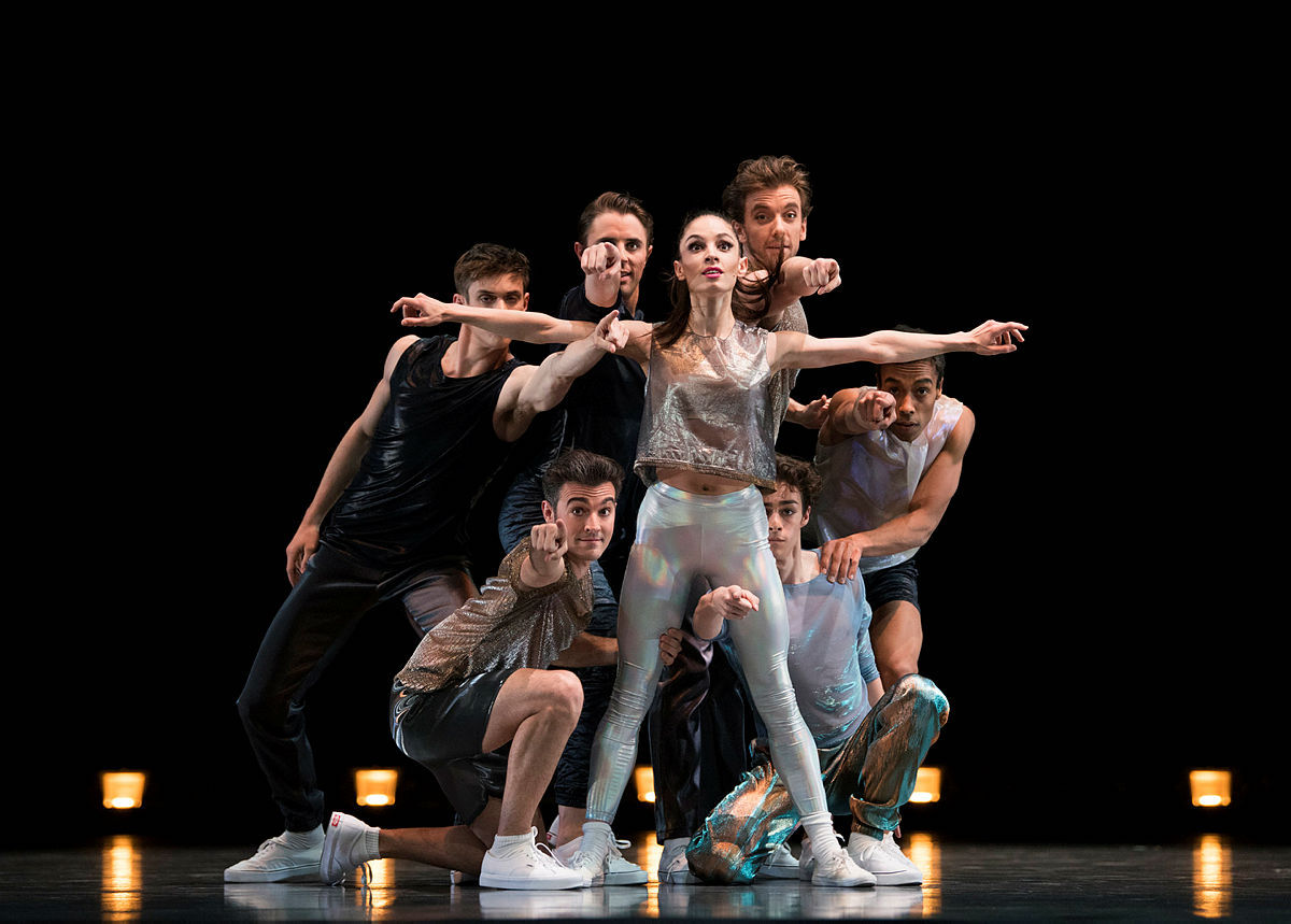 "San Francisco Ballet in Justin Peck's ""Hurry Up, We're Dreaming"""