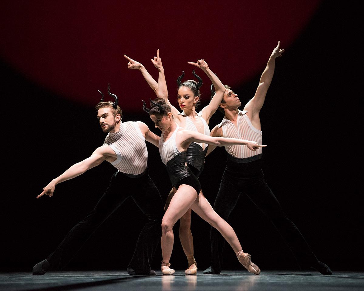 San Francisco Ballet in Annabelle Lopez Ochoa's Guernica